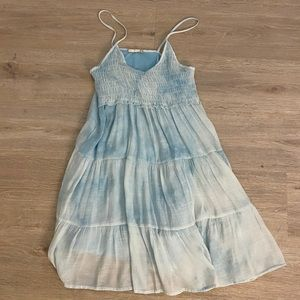 Altar'd state Blue dress